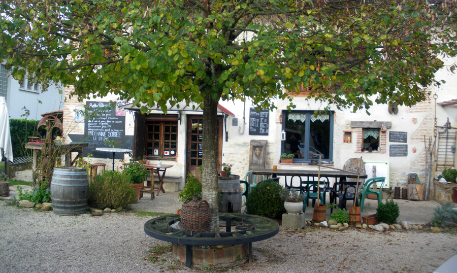Restaurant Café de Campagne