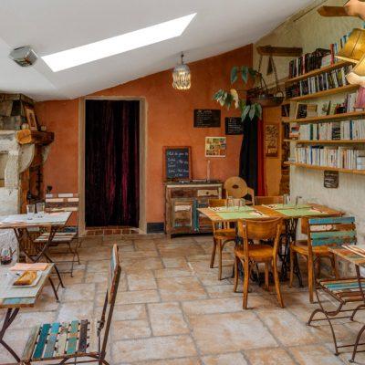 Lire et manger dans l'Ain